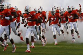 University of Miami Football