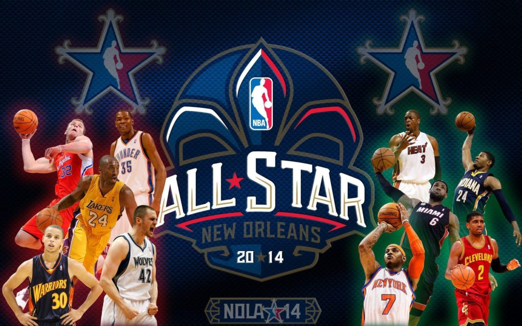 NBA All Stars Basketball HD Wallpaper Themes