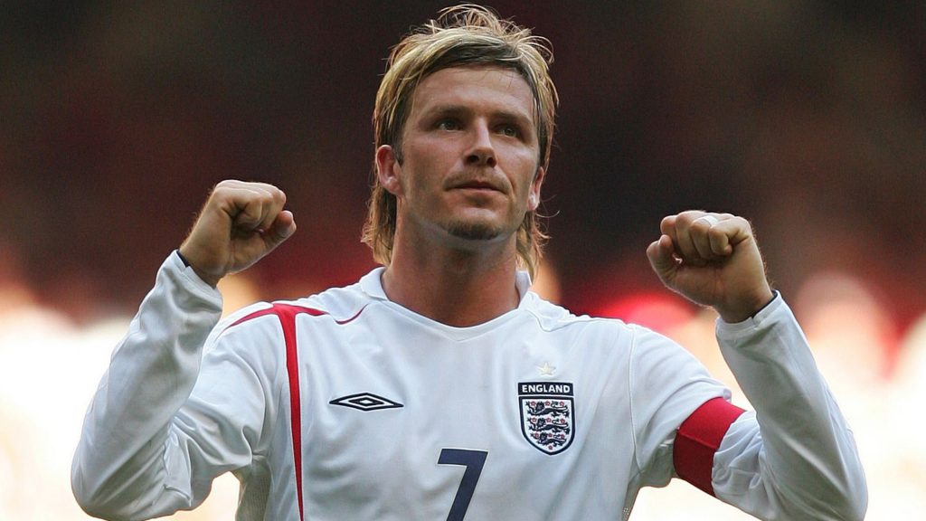 David Beckham HD Wallpapers New Tab
