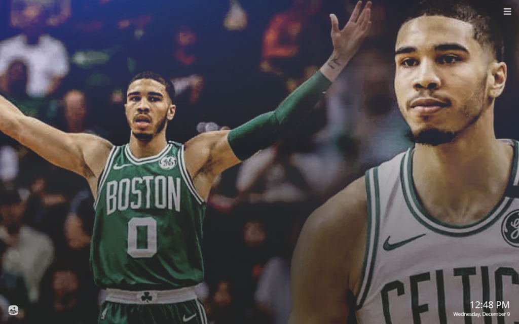 Jayson Tatum HD Wallpapers New Tab Theme