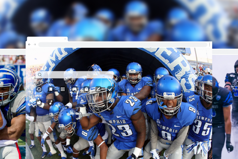 Memphis tigers football