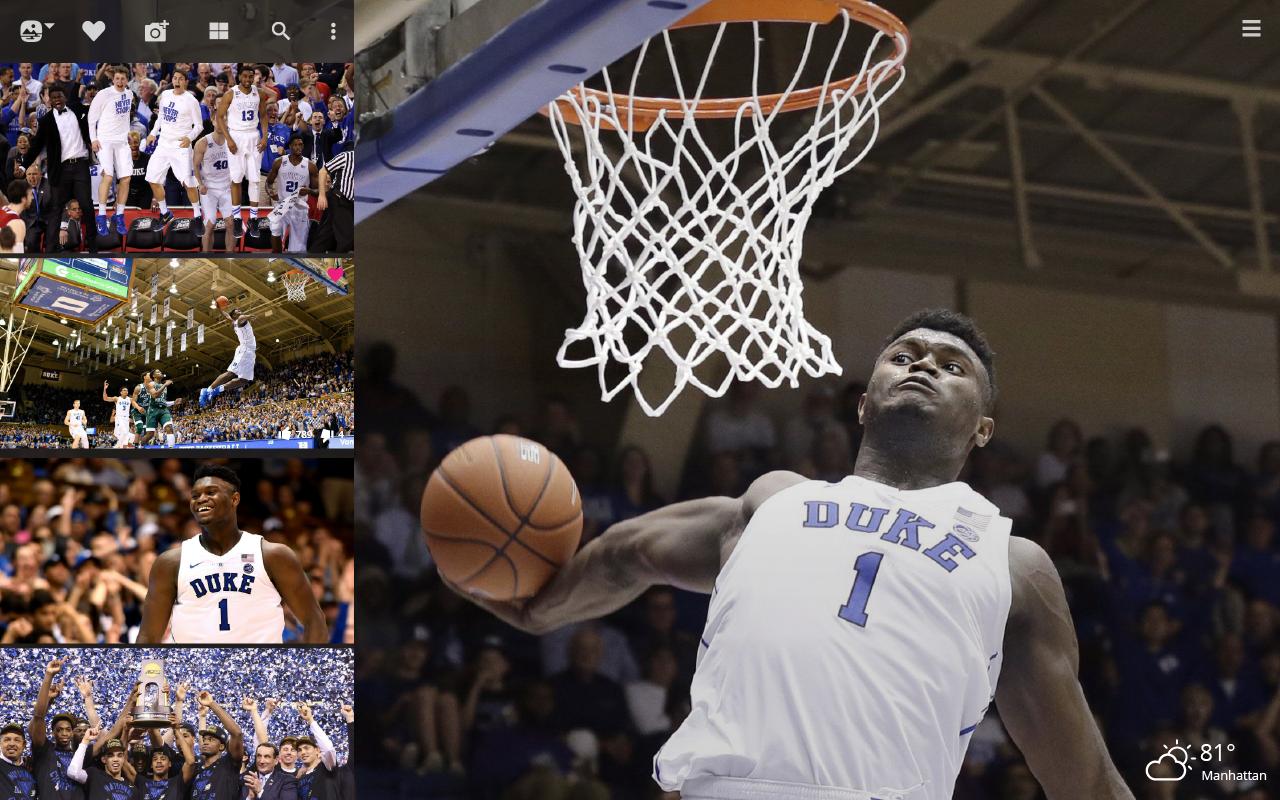 Duke Blue Devils Basketball
