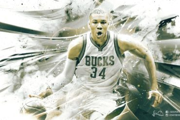 Giannis Antetokounmpo NBA